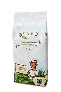 Puro - Café équitable moulu - 1 kg