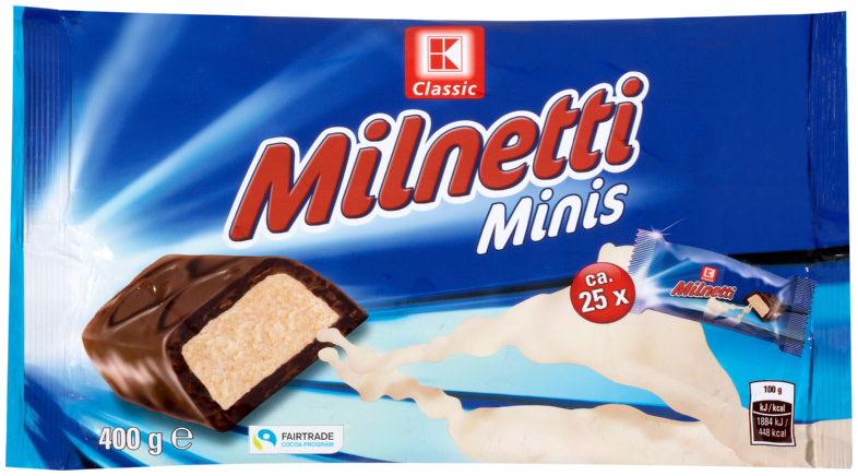 KLC Milnetti Mini 400g