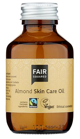 Skin Care Oil Almond