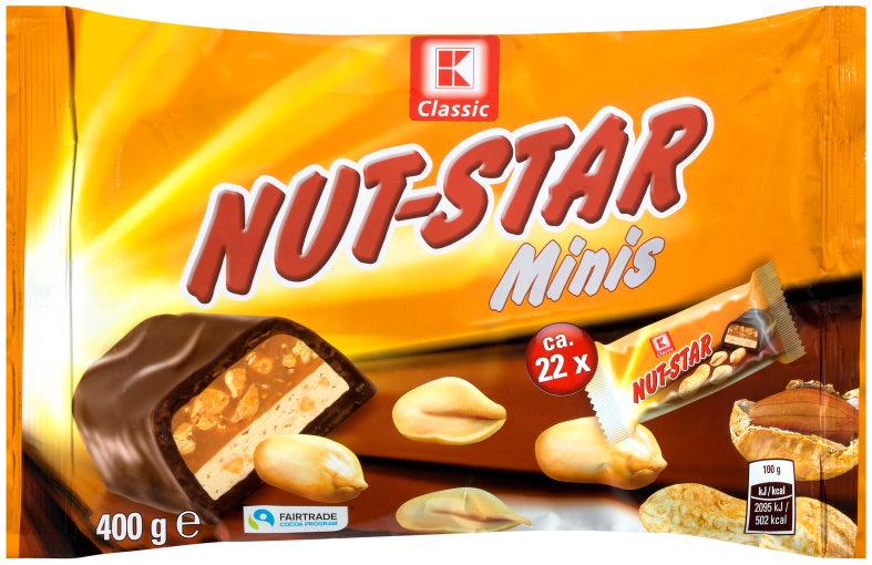 KLC Nut-Star Mini 400g