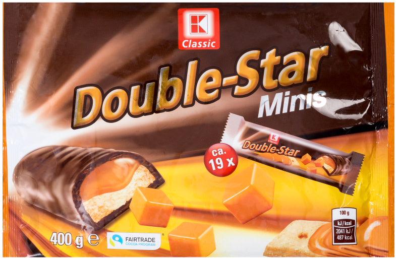 KLC Double Star mini 400g