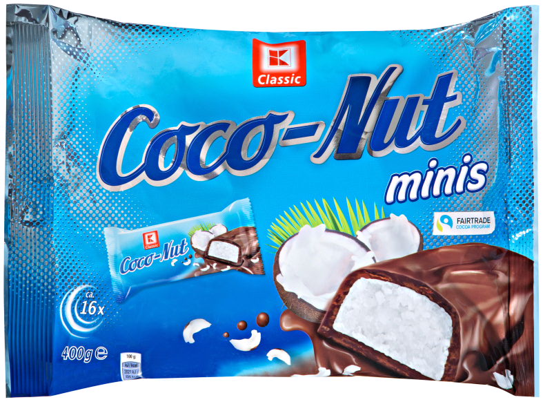 KLC Coconut Mini 400g