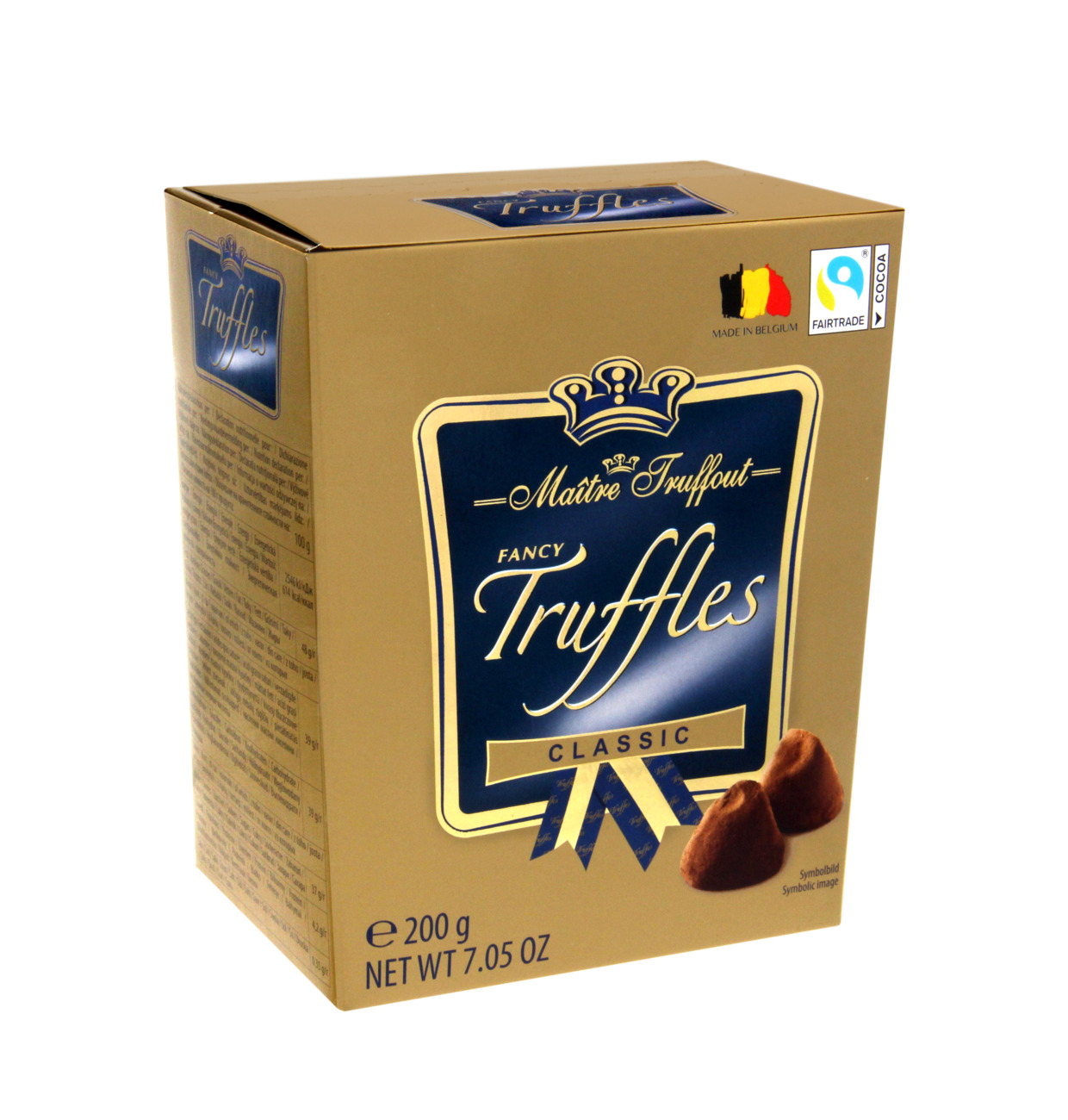 Fancy Gold Truffles Classic