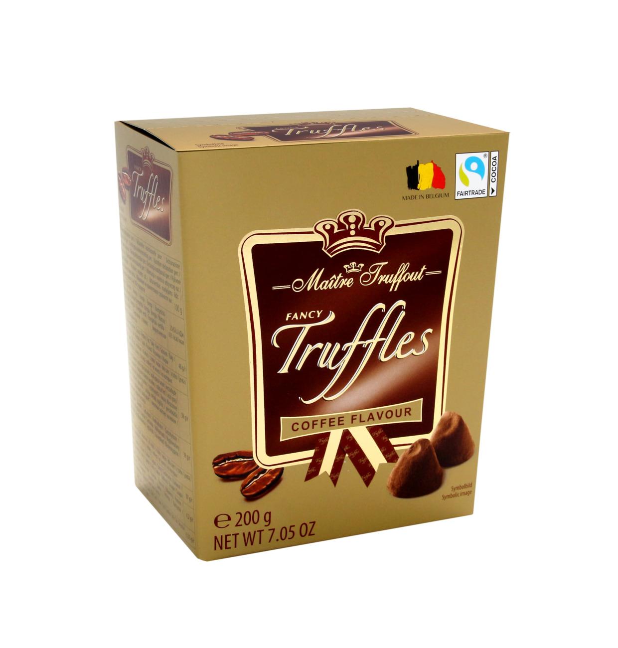 Fancy Gold Truffles Kaffee