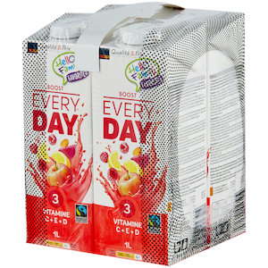 Everyday Boost (4x1l)