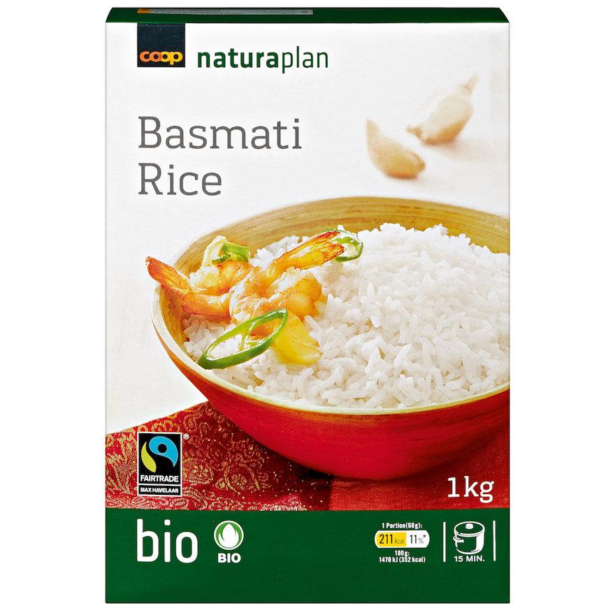 Basmati Reis (2x1kg)