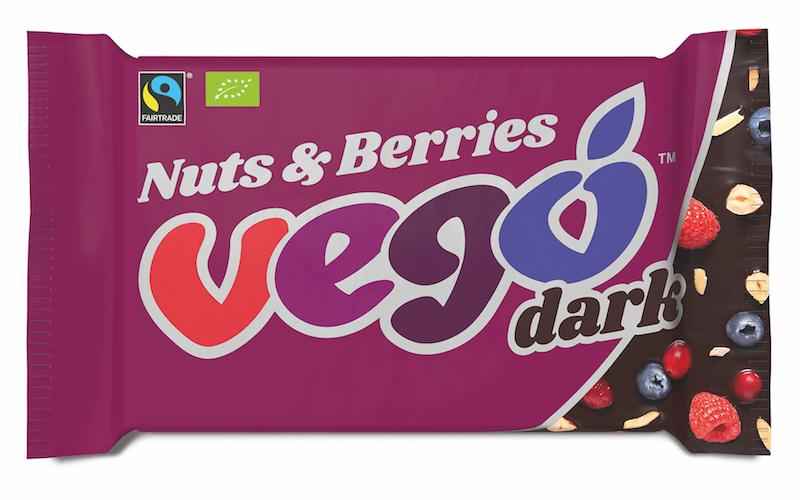 Vego – Dark Nuts & Berries