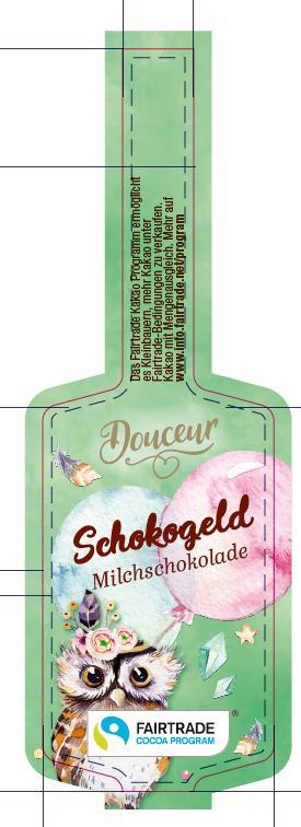 Douceur Schokogeld