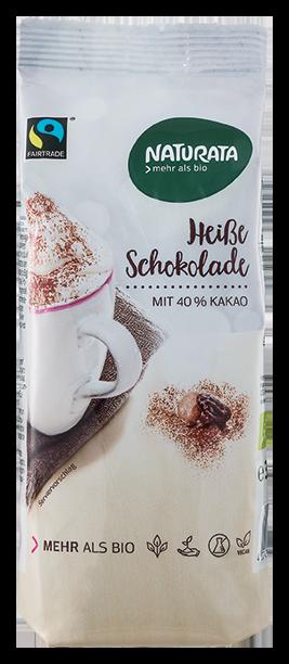 Heiße Schokolade Nachfüllbeutel