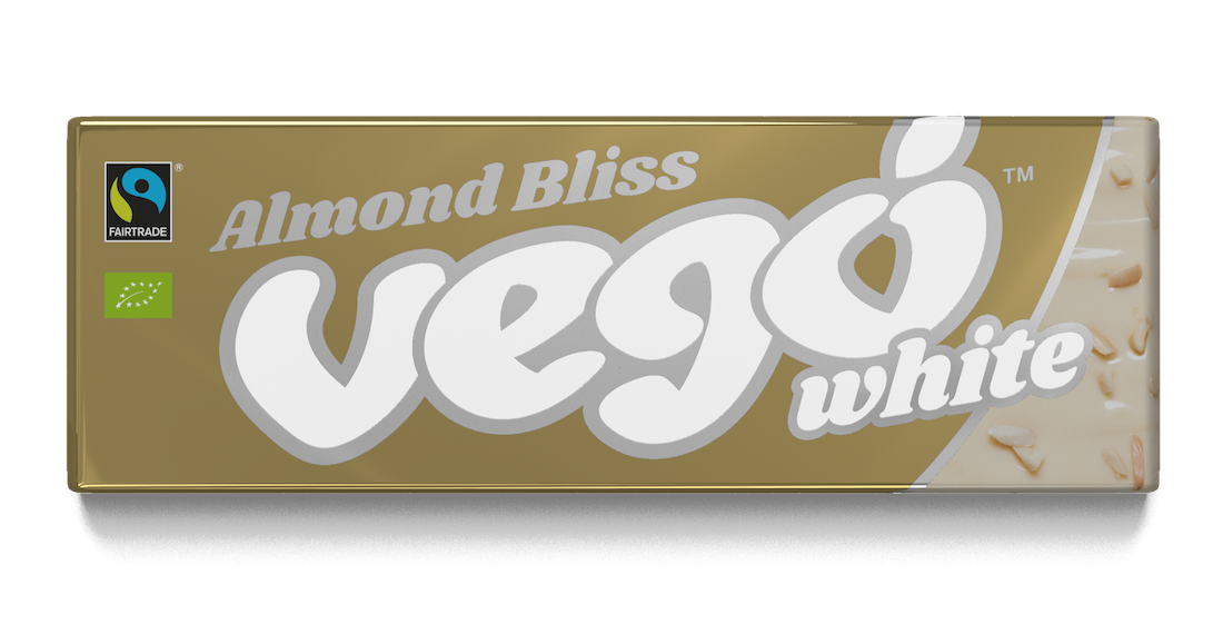 Vego White – Almond Bliss