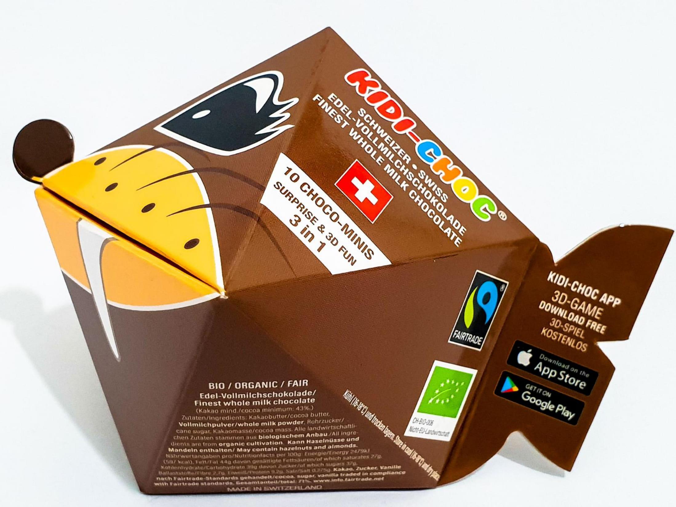 Schokoladennaps, Walross