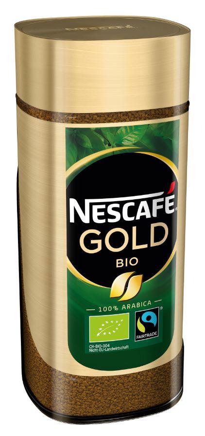 NESCAFÉ GOLD BIO