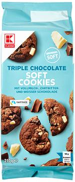 KLC Farmer Cookies Soft Choc