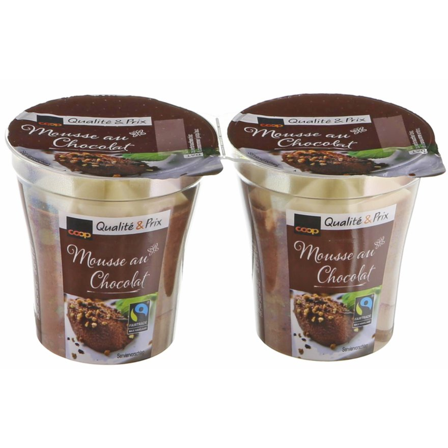 Mousse au Chocolat (2x100g)