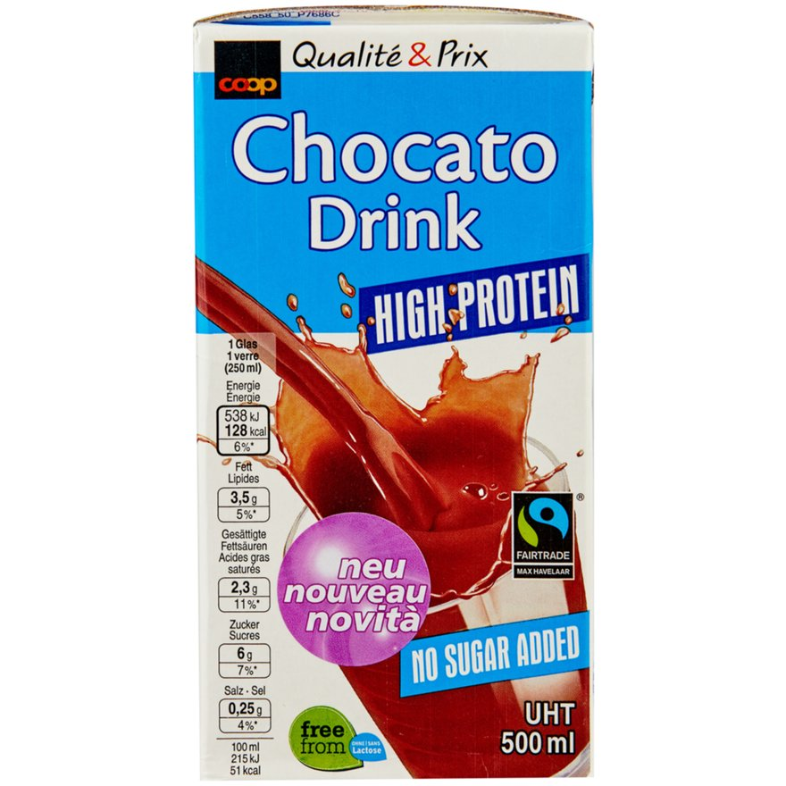 Chocato Drink High Protein