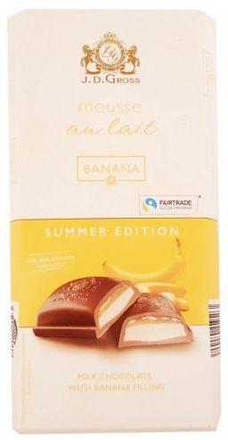 Mousse au Lait Banane