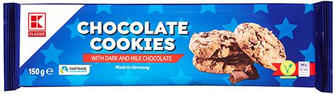 KLC American Cookie Schoko 150g