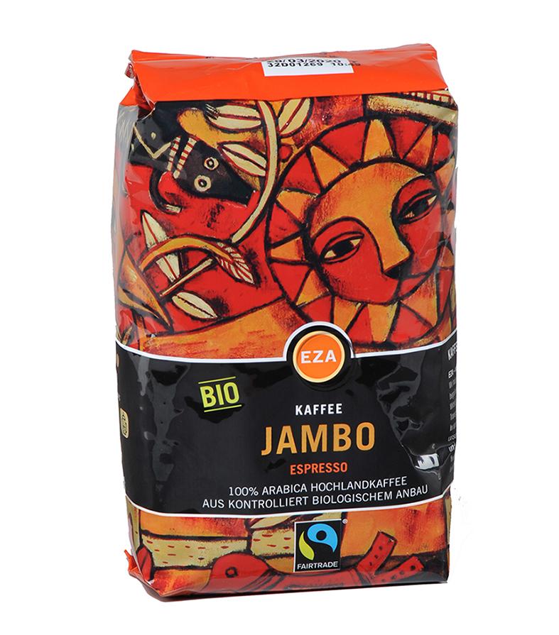 JAMBO BIO-Espresso Bohne