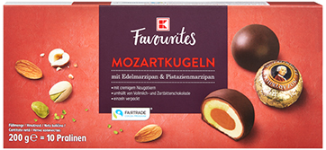 K-Favourites Mozartkugeln 200g