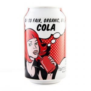Oxfam Fair Trade – Coca bio – 33  cl