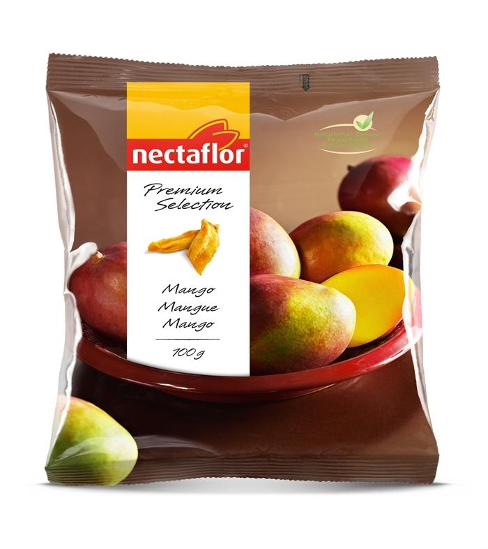 Mango Stücke getrocknet