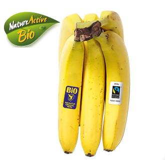 Bananen frisch