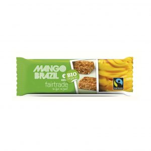 Oxfam Fair Trade - BIO Mango-amazonenotenreep - 40 gr