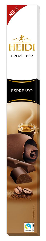 Espresso-Riegel