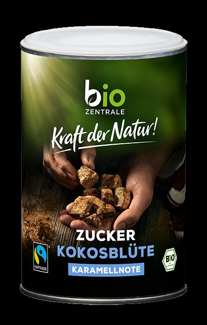 biozentrale Kokosblütenzucker