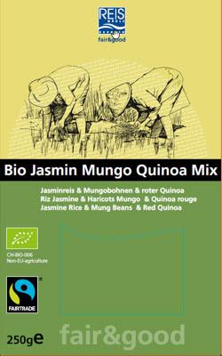 Jasmin Mungo Quinoa Mix