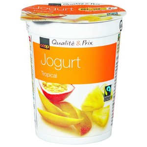 Jogurt Tropical