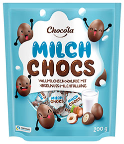 Milk Chocs 200g