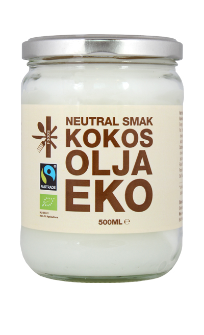 Kokosolja Neutral