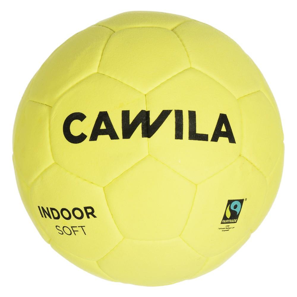 Cawila Fußball Indoor Soft, Größe 4