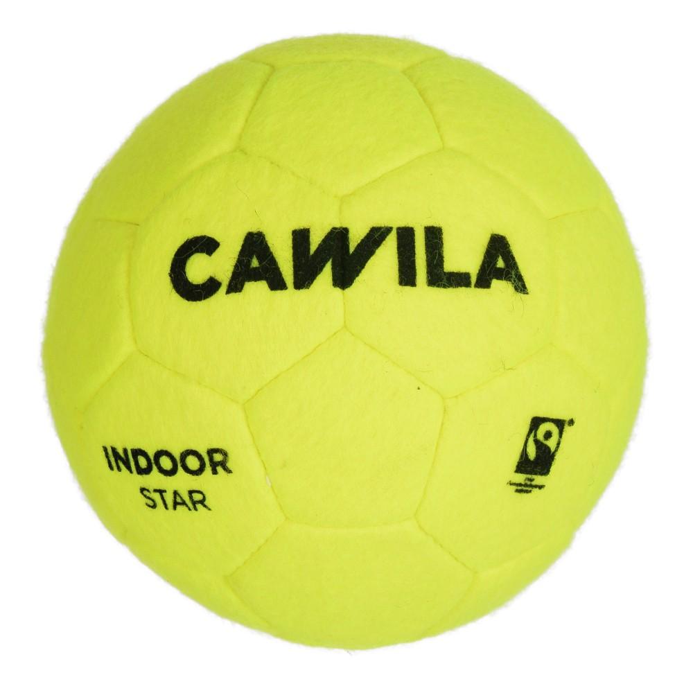Cawila Fußball Indoor Star, Größe 5
