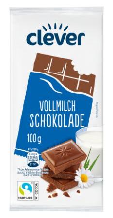 Alpenvollmilch Schokolade
