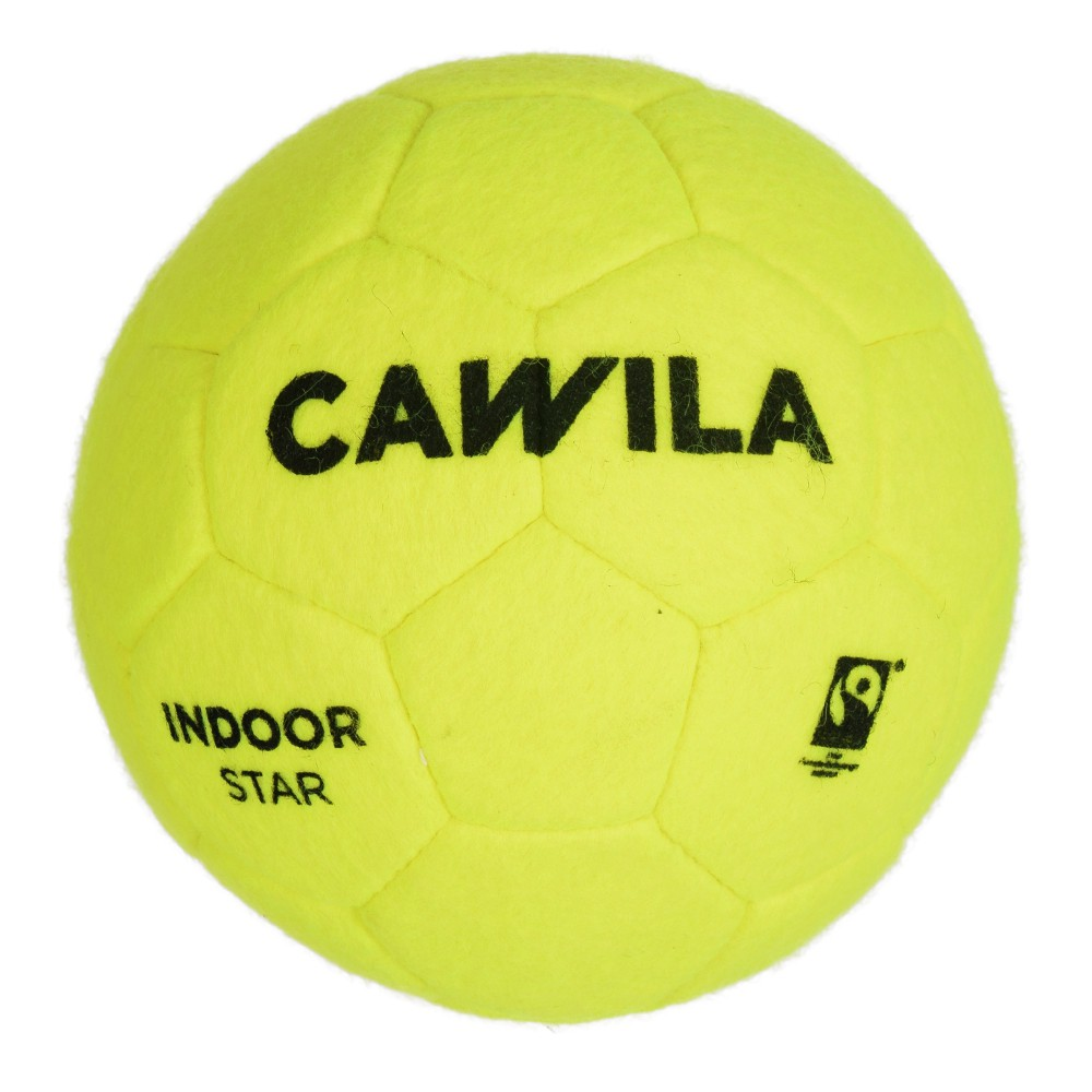 Cawila Fußball Indoor Star, Größe 4
