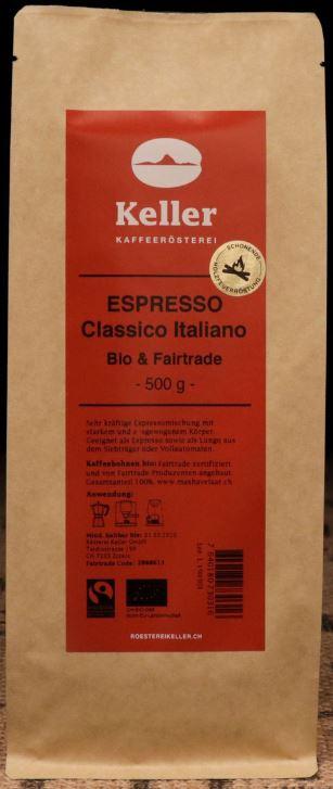 Espresso classico italiano