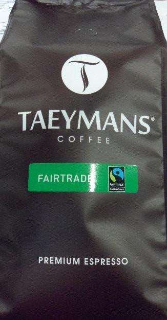 Taeymans espresso FT Bonen 8x1000g