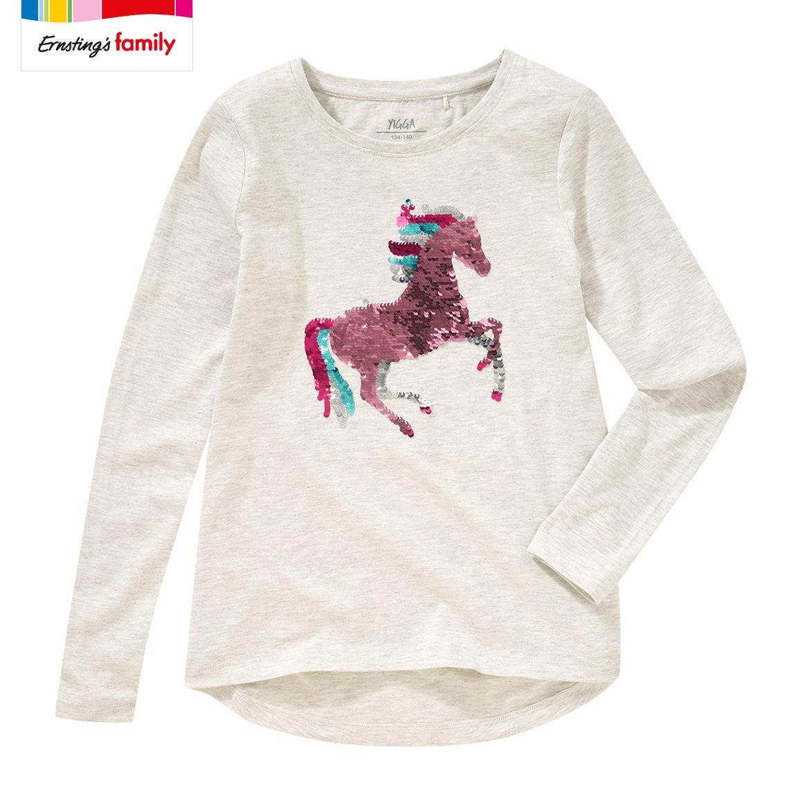 Kinder Mädchen Shirt