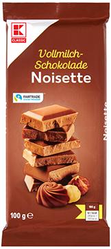 KLC Noisette 100g