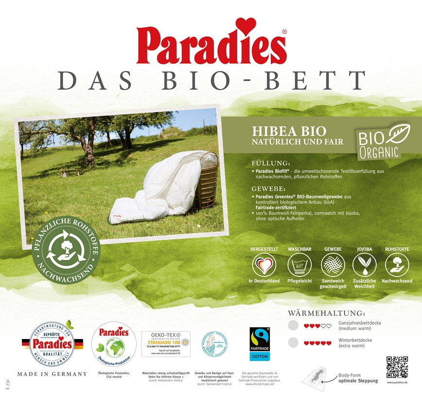 Paradies Biofill® - Hibea BIO