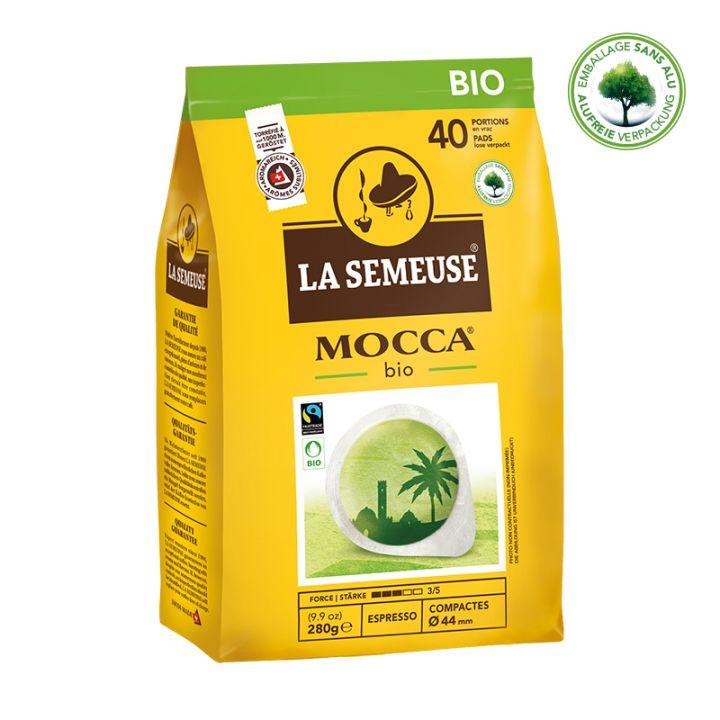Mocca Bio portions 44 sachet de 40