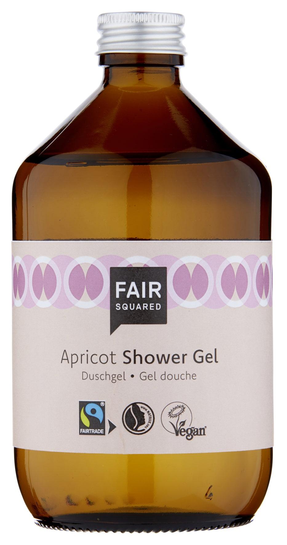 Shower Gel Apricot ZERO WASTE