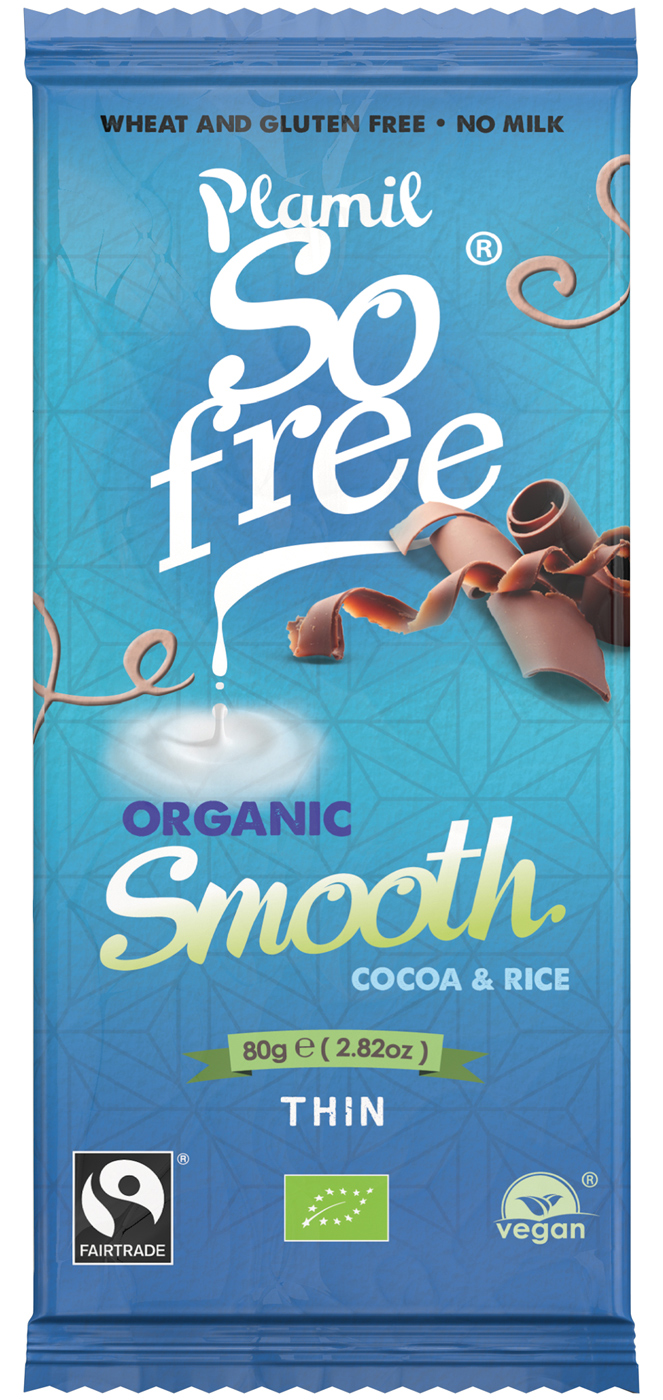 So Free - Organic Smooth Cocoa and Rice bar