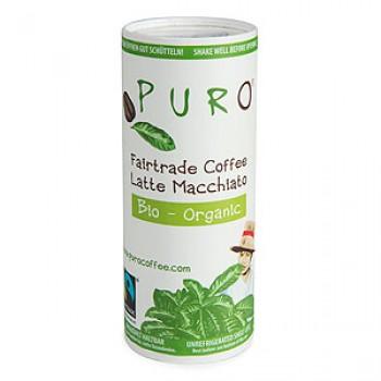 Café Bio Latte Macchiato