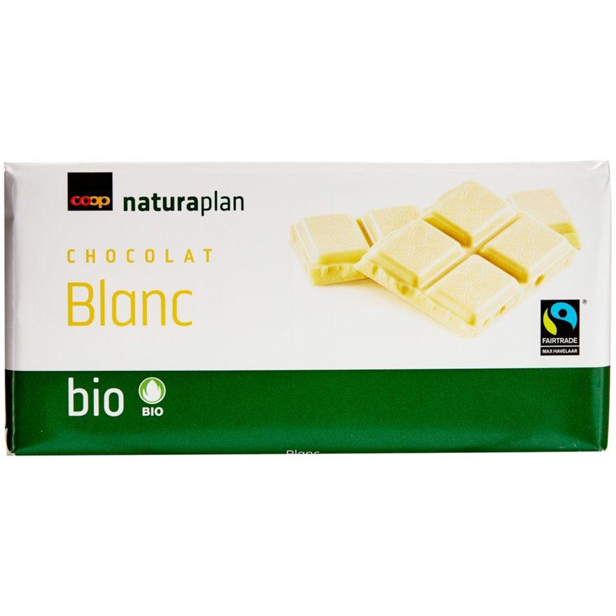 Tafelschokolade Blanc (3x100g)