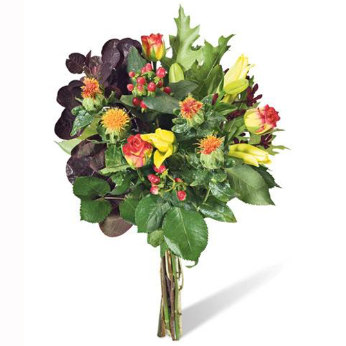 Bouquet Rosentraum