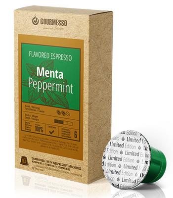 Menta - Peppermint, Kapseln
