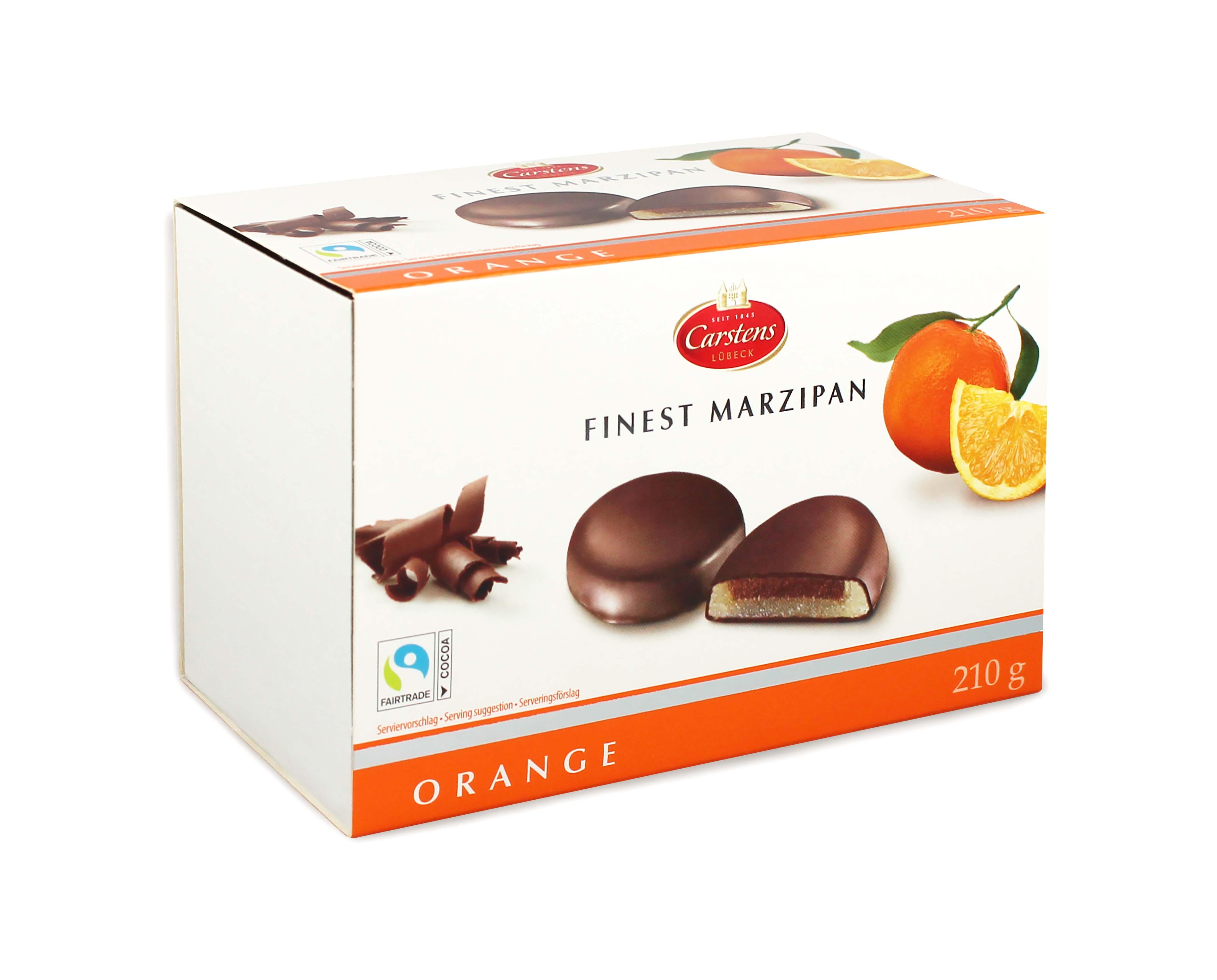 Carstens Taler Orange